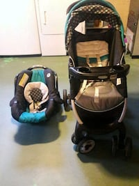 Baby's carrier with stroller plus free diaper bag Hanover, 21076