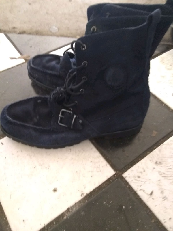 Polo Boots size 11 1