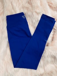 Aritzia-TNA blue leggings Mississauga, L5B 3Y5