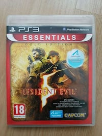 Resident Evil 5 Gold Edition PS3 Edirne