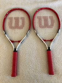 Wilson tennis rackets Washington, 20008