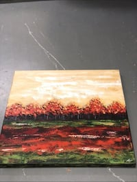 Canvas Oil Painting Norfolk, 23505