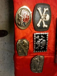 Belt Buckles for Sale.