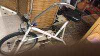 White and black exercise bike College Park, 20740