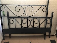 Double bed for sale- includes mattress and boxspring Ottawa, K0A 2Z0