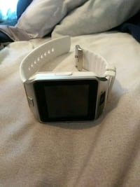 New smartwatch black silver White have.  Ham one new lunches for $12 a Eastpointe, 48021