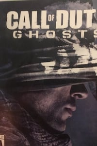 Call of  duty ghosts xbox360 game Saint Cloud, 56303