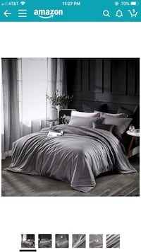 100% Egyptian cotton duvet cover Houston, 77084
