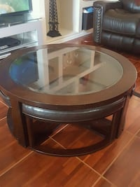 Coffee table with pull seating  Las Cruces, 88005