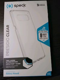 Samsung Galaxy note 8 phone case Omaha, 68118
