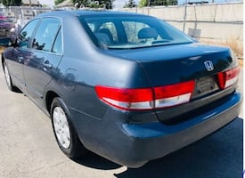 2004 Honda Accord for parts