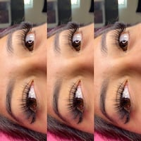 Eyelash extensions Tracy