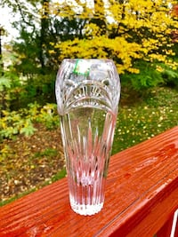 BRAND NEW Elegant Genuine Crystal Vase Falls Church, 22046