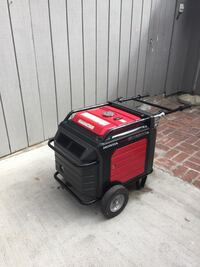 Honda gas generator eu6500is perfect for food truck or catering  Glendale, 91203