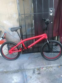 red and black BMX bike Los Angeles, 91606
