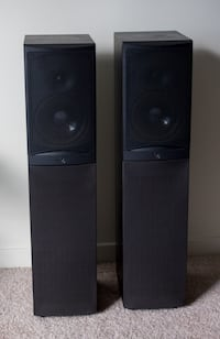 Infinity Reference 2000.4 tower speakers (pair) San Francisco, 94105