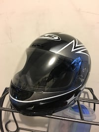 Black hjc full-face helmet Surrey, V3R 3P3