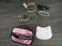 Cute bracelets , jewelry bag, and wallet Winnipeg, R2V 2W2