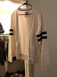 white and black long-sleeved shirt Las Vegas, 89119