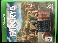 Farcry5 xbox one game Mississauga, L5N 7X2