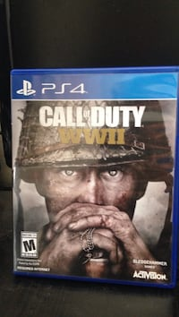 PS4 Call of Duty WW2 South Gate, 90280