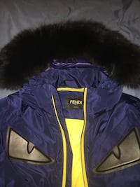 Fendi winter jacket size m