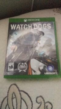 Xbox one watch dogs game 43 km