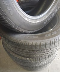 Goodyear sr-a 275/60r20 for dodge ram 85% tread