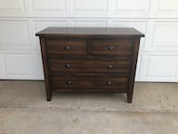 Gorgeous 4 Drawer Wood Dresser Santa Ana, 92706