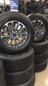 "18"" inch Ford F 150 wheels Michelin tires  Sterling Heights, 48312"
