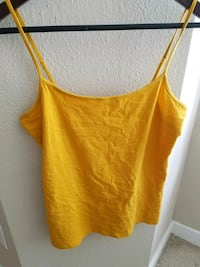 yellow camisole Portland, 97206