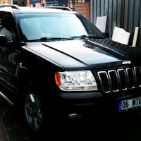 2002 Jeep Grand Cherokee 4.7 LIMITED