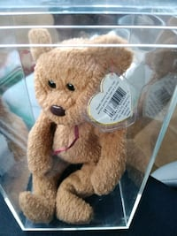 Curly beanie baby with tag extremely rare Parkville, 21234