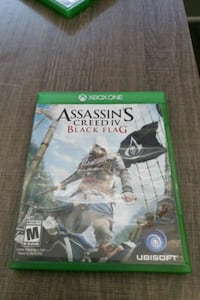 Assassin's Creed IV Black Flag Xbox One West Bloomfield Township, 48322
