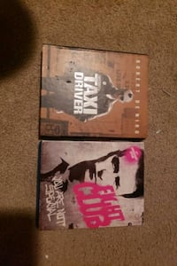 Taxi Driver DVD and Fight Club blu ray Allentown, 18103