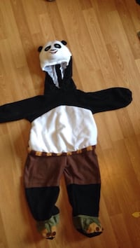 Kung fu panda toddler costume Johnson City, 37601