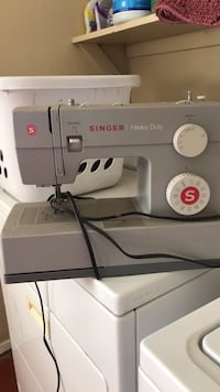 gray and white Brother sewing machine Elverta, 95626