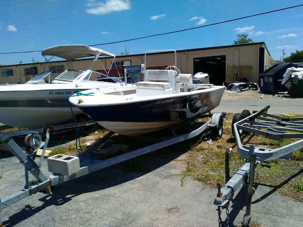 Used 20 Foot Center Console For Sale In Cape Coral Letgo