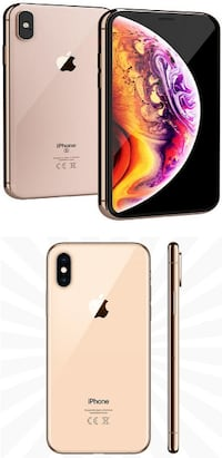 Iphone XS 64GB GOLD NEW 2337 mi