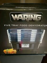 Food dehydrator 75 km