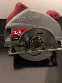 gray and red Skilsaw circular saw New Haven, 06515