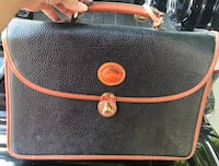 Authentic Dooney & Bourke briefcase purse, great condition Omaha, 68106