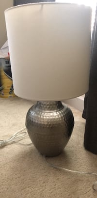 Side table lamps (2) Friendship Heights, 20815
