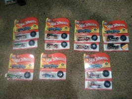 Hot wheels vintage 25th Anniversary Redline cars