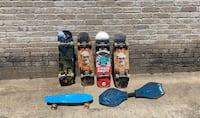 Skateboards and more