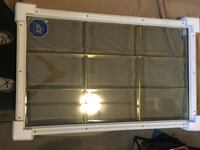 2 Glass Inserts for front doors Brantford, N3R 8B1