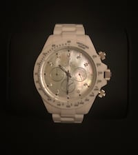 Authentic Ladies ToyWatch Fluo Chronograph Watch Vaughan