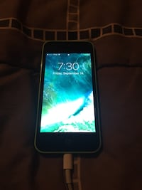 green iphone c 16Gigabyte unlocked any  carrier Springfield, 65803