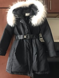 Black down jacket, small size Silver Spring, 20910