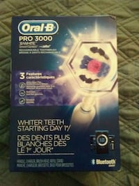 Oral-B Pro 300 toothbrush box Calgary, T2W 2E6